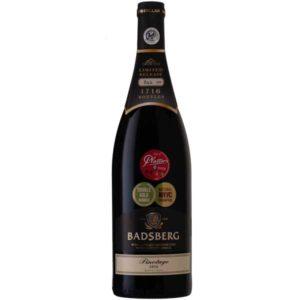 Badsberg General Smuts Pinotage 2016