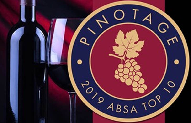 The 2019 Absa Top 10 Pinotage Finalists