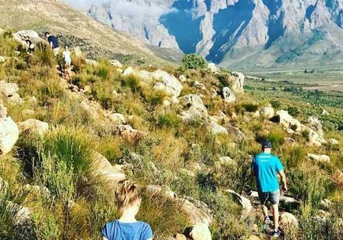 Jason Hill Hiking Trail
