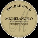 Double Gold Michelangelo 2020