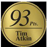 Tim Atkins 93  Points