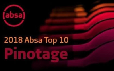 The 2018 Absa Top 10 Pinotage Winners Announced
