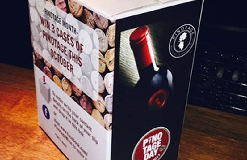 Celebrating International Pinotage Day 2017 – Events and promotions